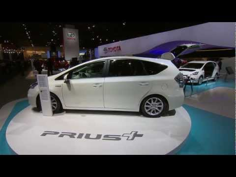 IAA 2011 - Highlights Teil 1 - Deutsch