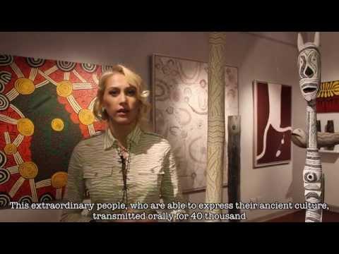 Arte aborigena australiana. Le chiavi del Arca con Diana Avgusta Stauer