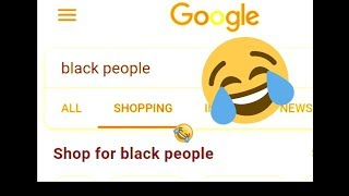 Google Is Racist!! (Exposed)