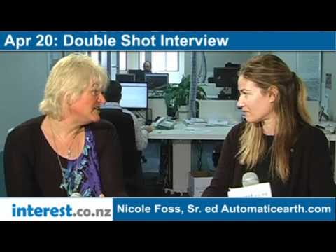 Double Shot Interview: Nicole Foss, Sr. Editor automaticearth.com with Amanda Morrall