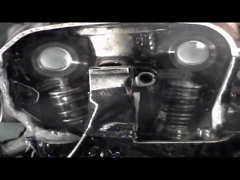 Overhead Cam at 14K RPM