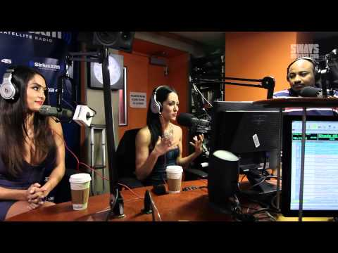Bella Twins Speak on Strange Fan Requests and WWE Total Divas on Sway in the Morning