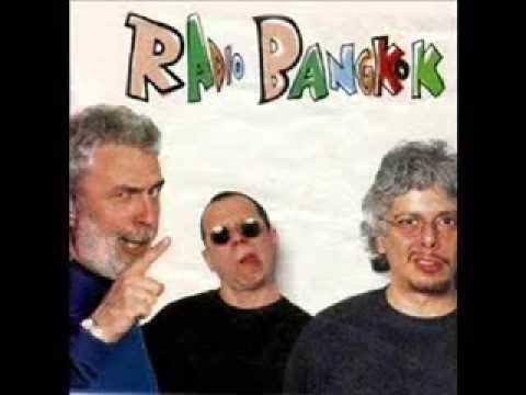 Los 80 - 1988 Radio Bangkok, audios originales de Diego Yamus