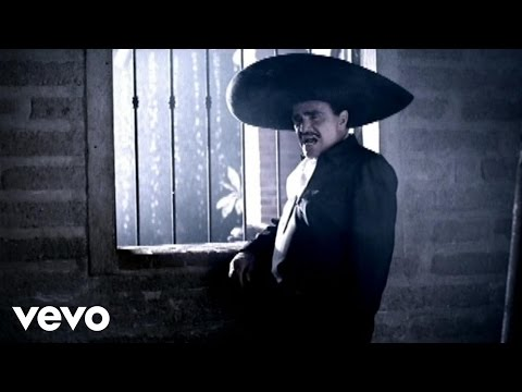Vicente Fernandez - La Tragedia Del Vaquero