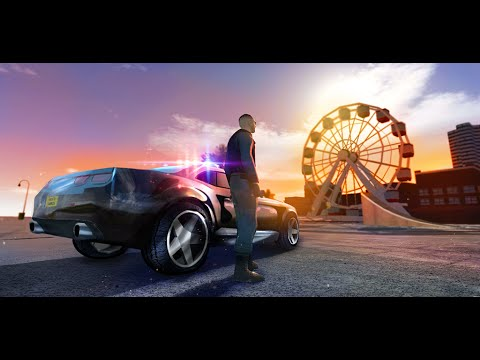 Chicago City Police Story 3D APK Cover