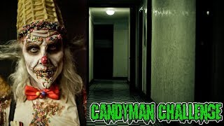 CANDY MAN CHALLENGE IN REAL LIFE PRANK ON FRIEND | HE ALMOST FAINTED!