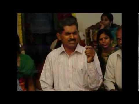 Vishnubhatla Udaya Sankar singing  Raga Malika, Ashtapati
