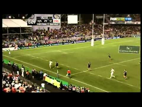 Inside Super Rugby plays of the week Rd.6 - Super Rugby Highlights 2011