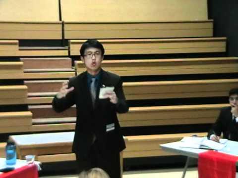 Eurasian Schools Debating Competition 2011 - Quarter Final -...