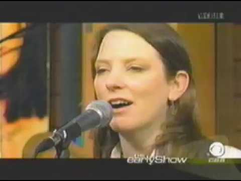 Susan Tedeschi with The Derek Trucks Band  The Early Show  07 07 2001