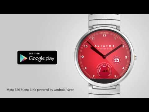 The time is NOW. The Angry Birds Aviator Watch Face for Android Wear