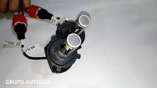 Focos led multivoltaje 12v 24v 4000 LM (GRUPO AUTOCAR)