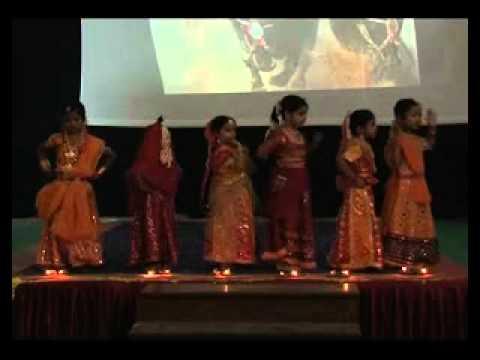 Hacchevu Kannda Deepa - Kidzee Indiranagar video