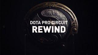 Dota Pro Circuit Rewind 2018
