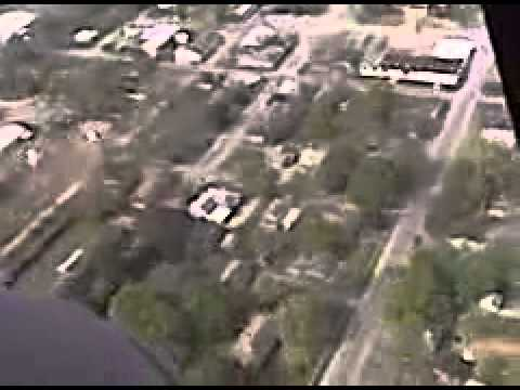 Helicopter Ride Over Palestine Texas