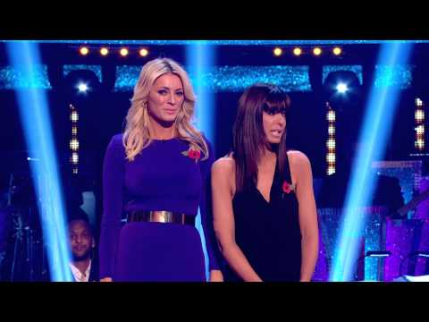 Tess Daly   Strictly 9 11 13