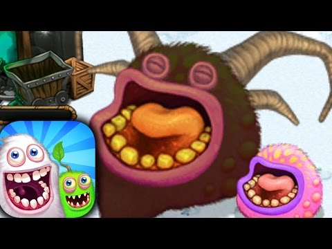 How to breed Rare Maw Monster 100% Real in My Singing Monsters! [COLD ISLAND]