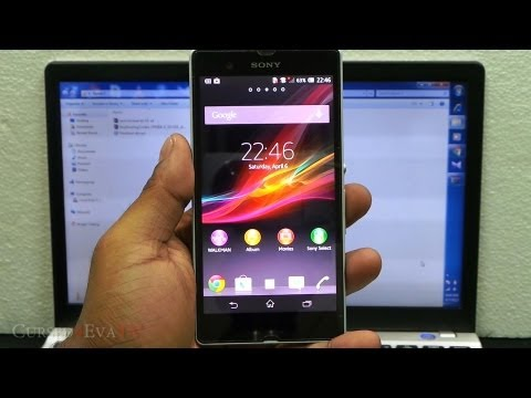 Sony Xperia Z1 - Manual and user guide in PDF