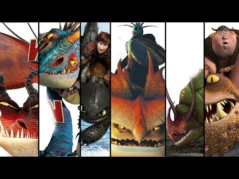 How To Train Your Dragon 2 - All Dragons Unlocked! [Gameplay]