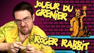 Player of the Attic - ROGER RABBIT- NES