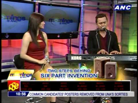 Six Part Invention Performs 'two Steps Behind' video