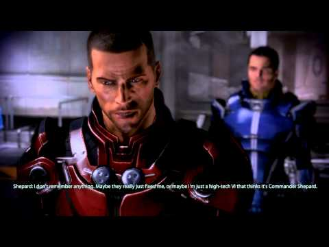 Mass Effect 3: Kaidan Gay Romance #18: