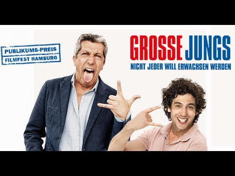 GROSSE JUNGS - FOREVER YOUNG Trailer german deutsch