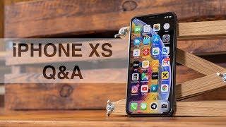 """Apple iPhone Xs: """"лучшие в мире"""" EarPods, камера и ее HDR, проблемы на морозе. Большой Q&A!"""
