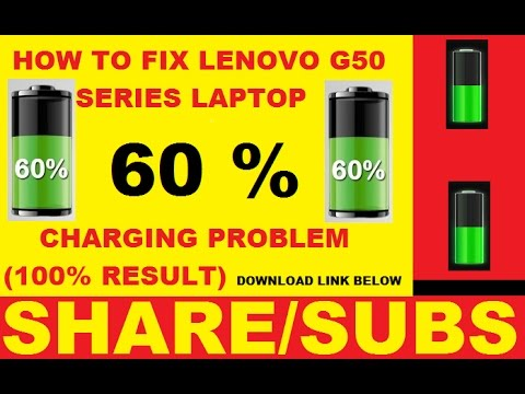 lenovo plugged in not charging battery solved   autos post