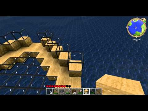Minecraft Fun Ep. 3 - Laying the Foundations