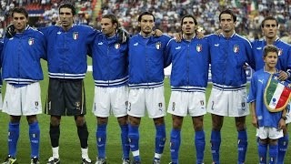 Highlights: Italia-Galles 4-0 (6 settembre 2003)