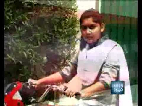 News Package-Bike Rider School Girl,