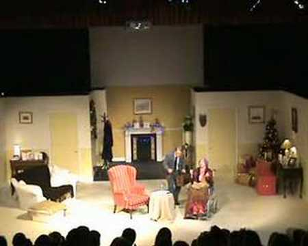 The Man Who Came to Dinner School Play Part 5
