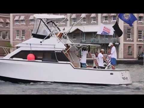 Spice Island Budget Marina Billfish Tournament Grenada -Day One Start