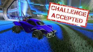 The hardest Rocket League challenge of my life