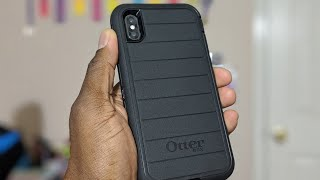 iPhone XS Max | Otterbox Defender Pro Unboxing & Review