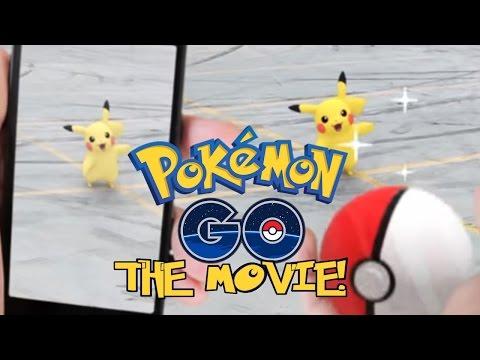 Pokemon Go Success Sparks Live-Action Movie Plans