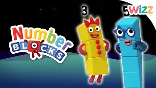 Numberblocks - Learn to Count | Useful Numbers | Wizz | Cartoons for Kids