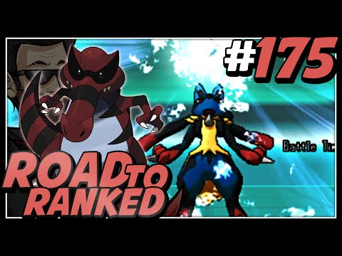 Pokemon X and Y Wifi Battle (Live FaceCam) - Road To Ranked #175 - Place Your Bets WISELY!