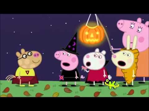 Peppa Pig - Novo Episódio - Festa da Abóbora