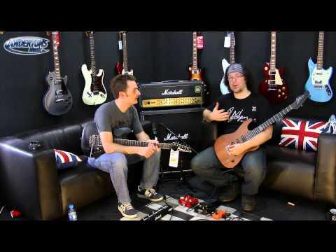 Marshall Joe Satriani Head JVM410HJS