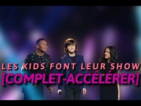 [KIDS UNITED] LES KIDS FONT LEUR SHOW SUR W9 #1