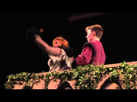 Cape Fear Academy Theatre Department NCTC 2014 Commercial - 10/27/2014