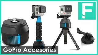 Top 5 GoPro Hero 6 Accessories you can buy on Amazon !!