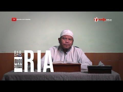 Ria Dalam Hati - Ust Abu Haidar Assundawy
