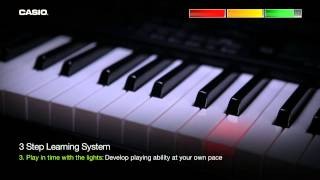 Casio LK 160 Key Lighting Keyboard