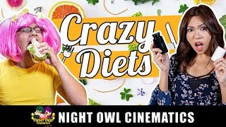 Crazy Diets on The Internet