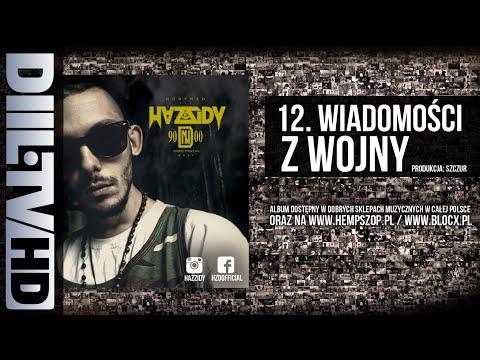 HZD/HAZZIDY - 12. Wiadomości Z Wojny | (AUDIO DIIL TV)