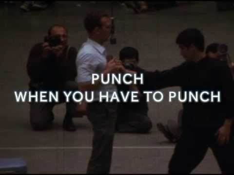 Bruce Lee take Things As They Are... video