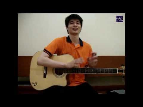Akustik Gitar Belajar Lagu Separuh Aku Noah